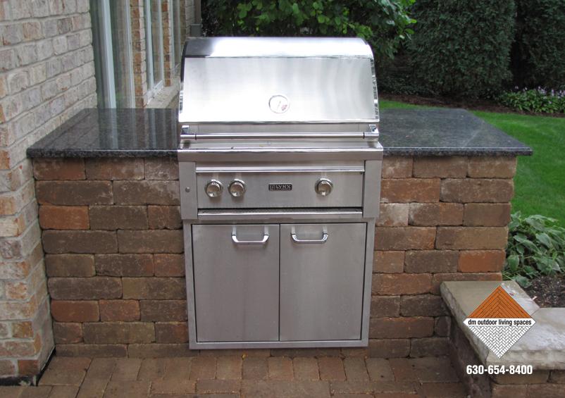outdoor grills outdoor kitchens d m outdoor living spaces