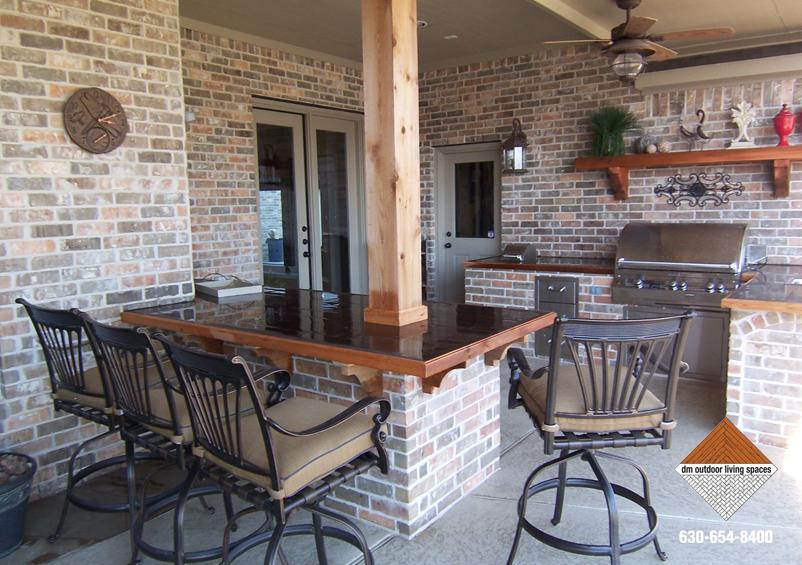 outdoor grills outdoor kitchens d m outdoor living spaces. Black Bedroom Furniture Sets. Home Design Ideas