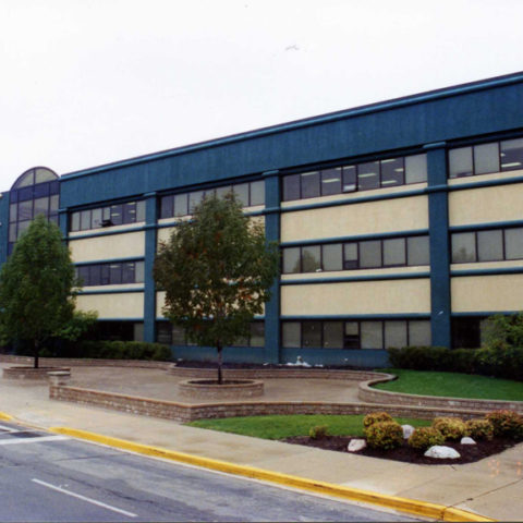 Waubansee High School