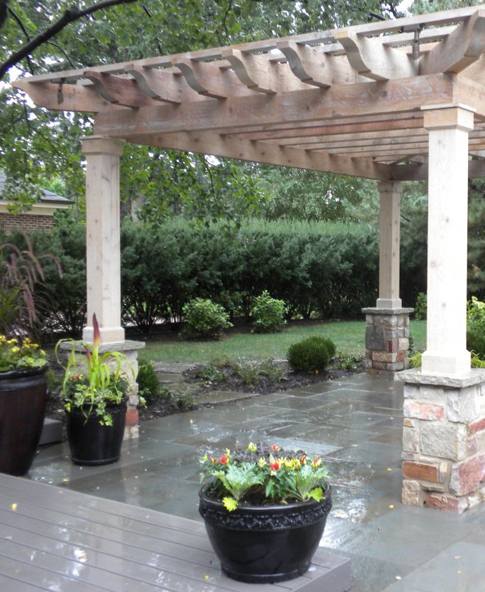 Gazebos, Pergolas and Screen Rooms