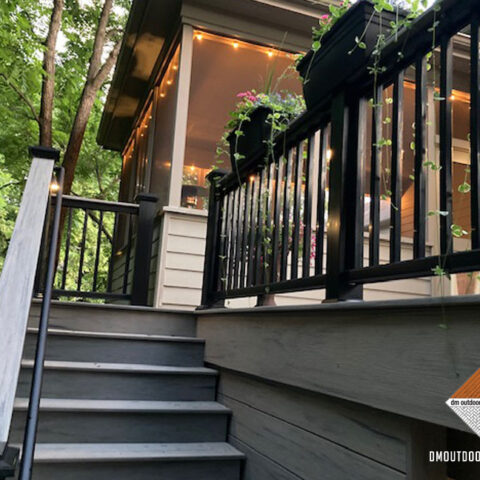 Gazebo and Deck Extension